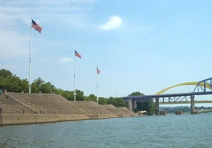 Cincinnati bank fishing catfishing for Fishing in cincinnati